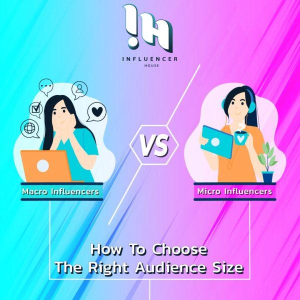 Micro influencer vs macro influencer thailand