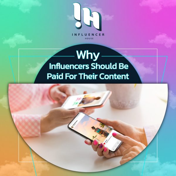 Why influencers should be paid