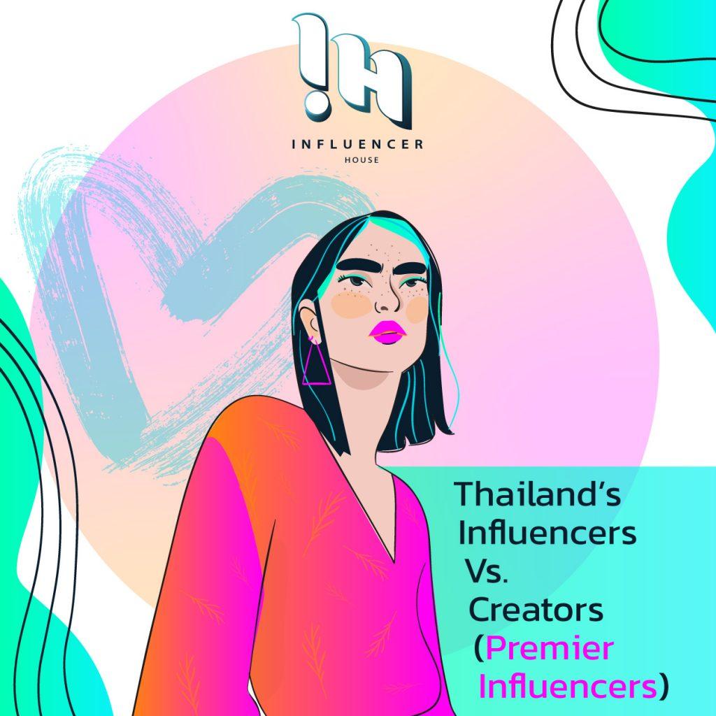 Thailand influencers