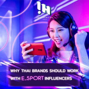 Thai Esport Influencers