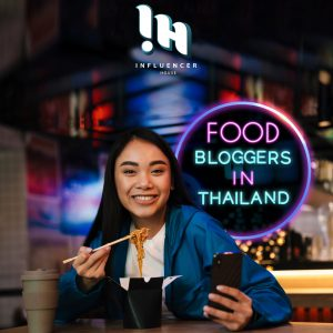 Food Bloggers in Thailand 2021